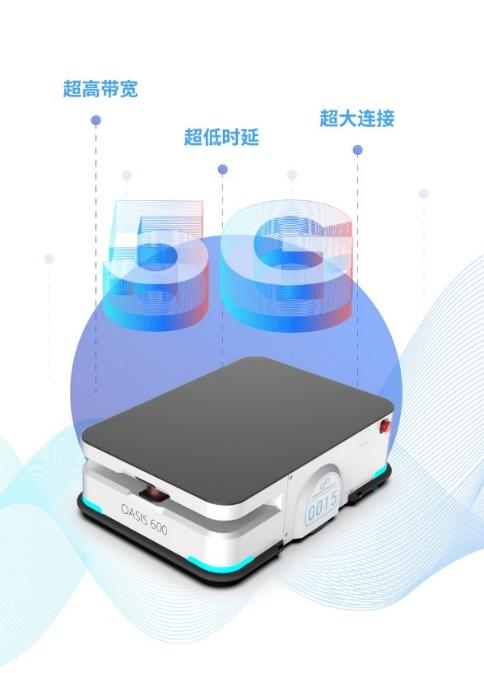 富士康美国工厂5G自动化产线落地,斯坦德机器人实力出海!