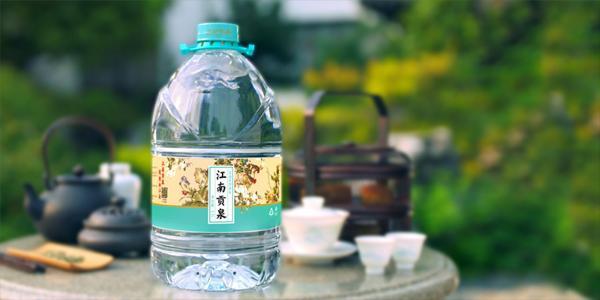 江南水王洞庭山进驻南京 引领当地饮用水行业发展