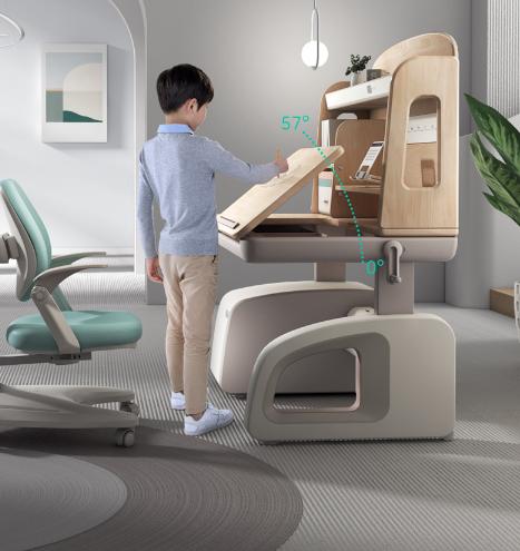 用一套好学童AI智能学习桌,换孩子健康成长