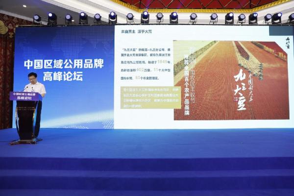 2021中国品牌日系列活动,九三大豆品牌价值逐年提高,品牌影响力日益提升