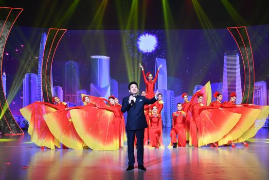 第十一届中国杂技金菊奖于深圳欢乐谷盛大开幕