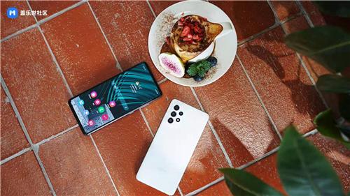 享受健康生活 三星Galaxy A52 5G陪伴随心悦动