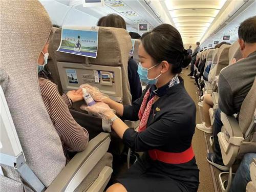"""东航2021""""五一""""长假服务208万人次出行,""""前程万里""""航空产品迎来第一波兑换高峰"""