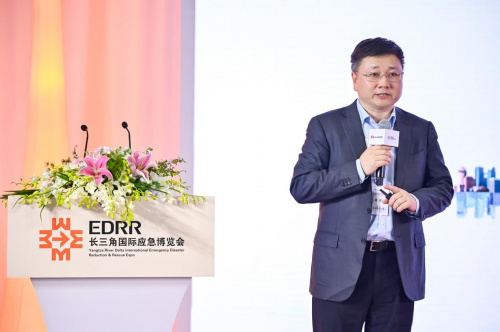 华胜天成集团受邀出席长三角应急博览会,科技助力应急管理提智增效