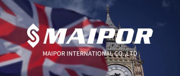 母亲节礼物首选英国MAIPOR筋膜枪,爸妈的随身按摩师