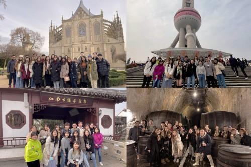 遨游多元文化国度 放眼璀璨人生旅程