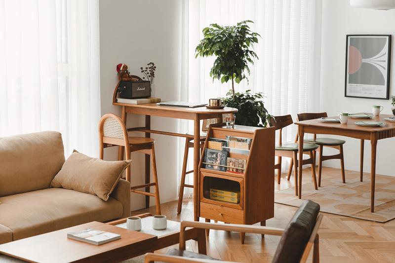 7年之仰,木邻家居传递原创设计的力量