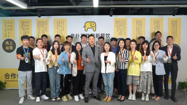 象扑互联网新餐饮赋能平台——探索中国品牌餐饮的生态发展