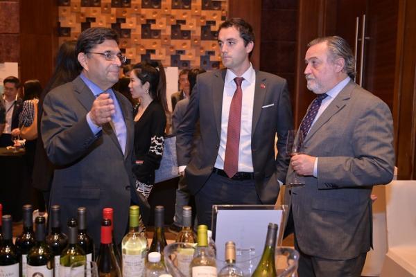 共筑行业新格局,智利葡萄酒招商研讨会在广州举办