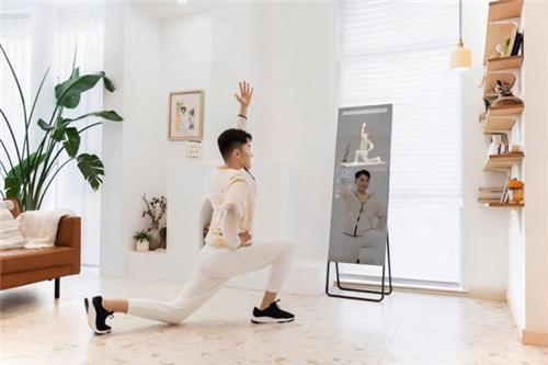 破阵者,用YUPP打开智能健身镜新玩法