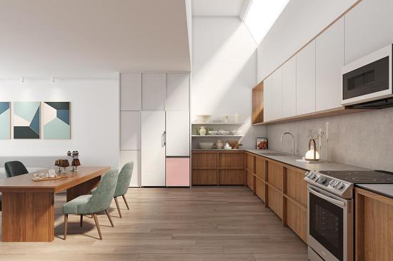 以定制化设计满足差异化需求!三星BESPOKE系列正在改变用户家居生活
