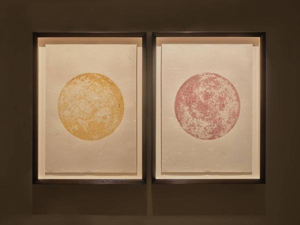 许方华艺术作品《月逝无声》——第五届爱彼艺术创作委托计划作品于香港揭幕