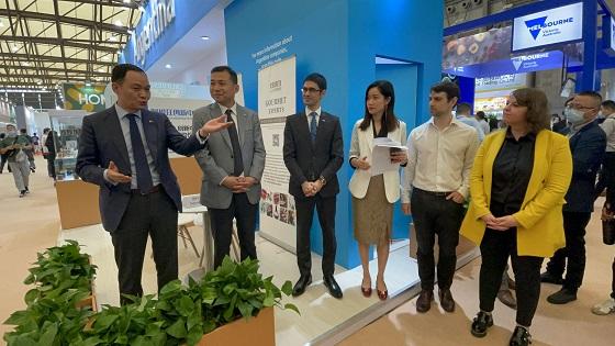 2021阿根廷(上海)创新中心战略合作协议签约仪式圆满举办