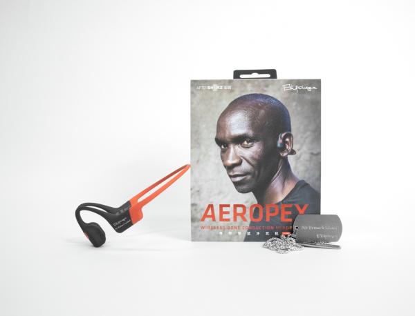 韶音运动耳机Aeropex联袂世界冠军致敬极致精神