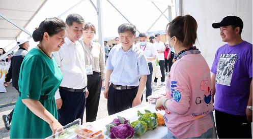 2021海淀区第二十一届樱桃文化节开幕
