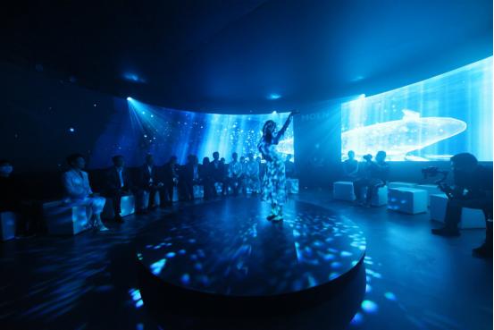 沉浸式艺术秀亮相上海国际厨卫展,摩恩用新方式呈现品牌理念