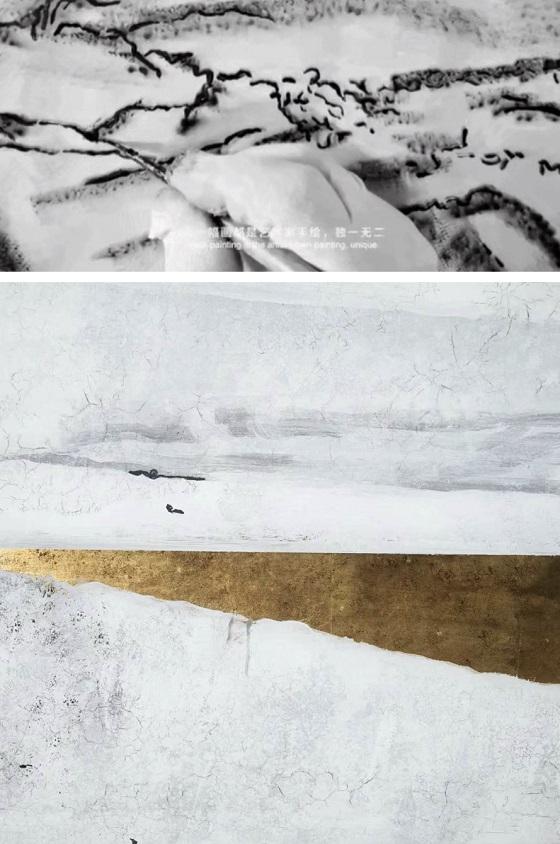 Tao新品,裂彩装饰画的第二眼美学