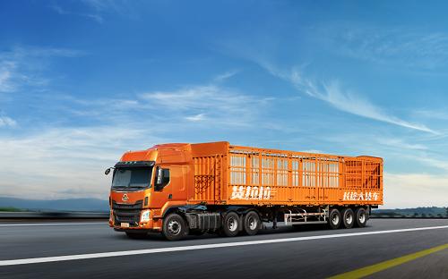 长途大货车订单同比增长200% 成为第二增长曲线
