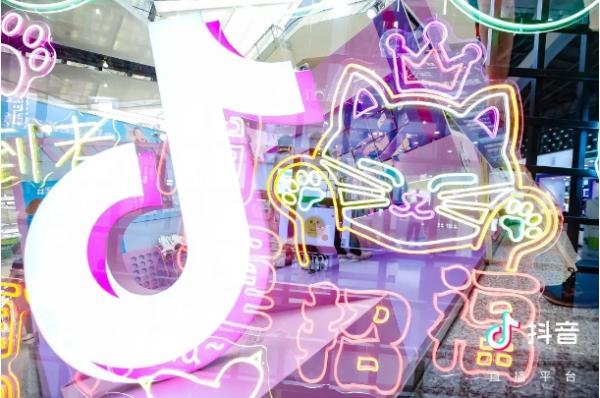 """抖音电商独家合作TOPS夜场它博会,""""铲屎官派对夜""""主题活动完满收官"""
