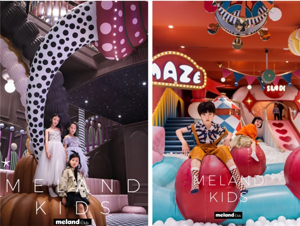 """meland联合打造国际儿童时装周,大牌云集,全新定义""""亲子社交"""""""