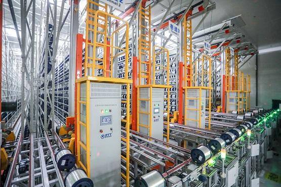 """中天""""智能制造联盟""""实力亮相2021上海智能工厂展"""
