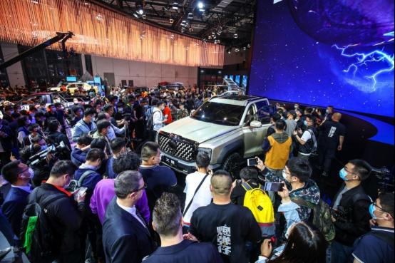 蟬聯皮卡銷量冠軍 長城炮4月全球銷售10006台