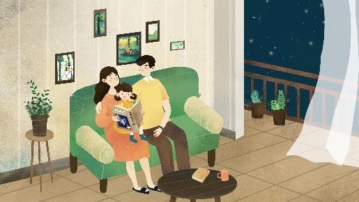 全国第四个幸福家庭月|践行六大主题周,解锁幸福密码