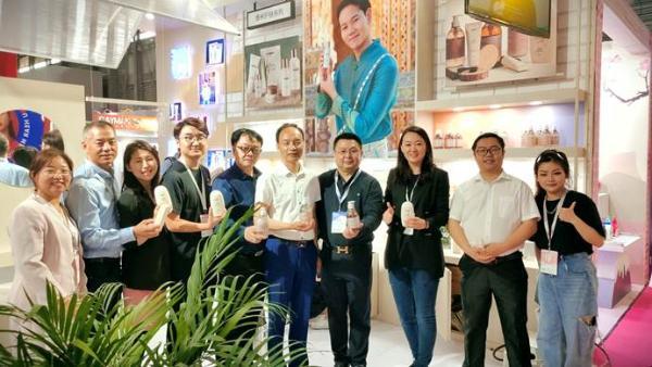 第26届中国美容博览会完美落幕,Leafpro新品发布会圆满收官