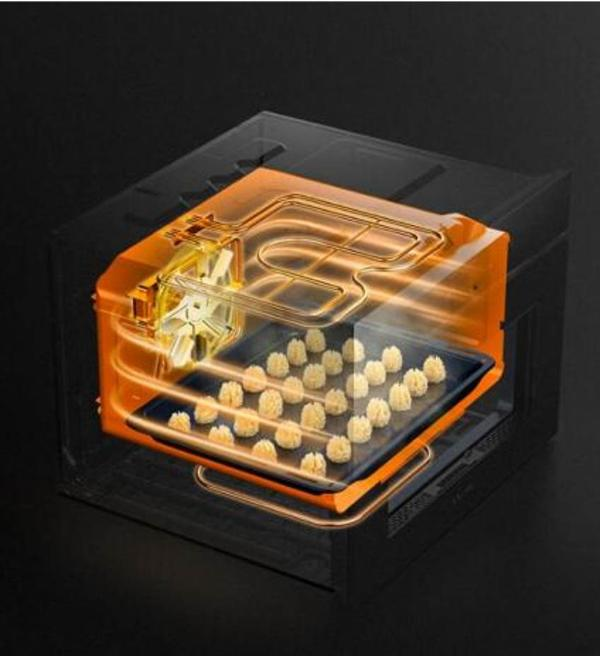 打消空间焦虑 嵌入式微蒸烤一体机的品类升维逻辑