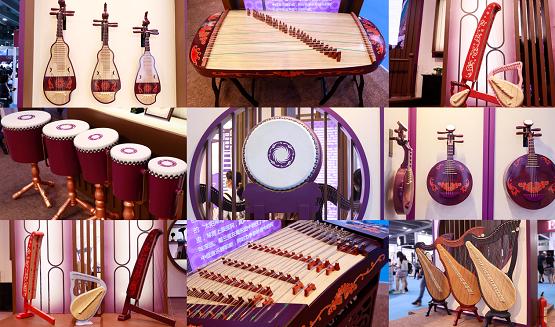 鉴2021广州国际乐器博览会成功举办,佳音王携蜀乐佳音耀世绽放