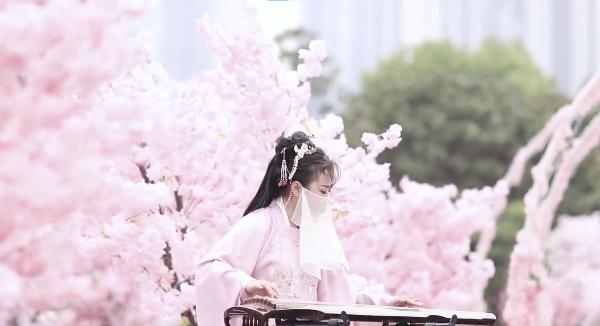 欢乐谷春日盛宴,仙气谢幕