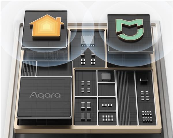 迷你网关,小而强大!Aqara智能网关E1发布:支持米家、HomeKit