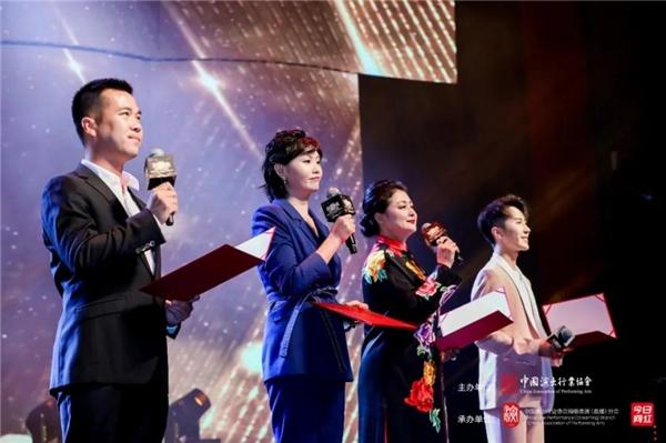 直播行业年度奖项揭晓!KK直播王逸、庄庄两位主播荣获大奖