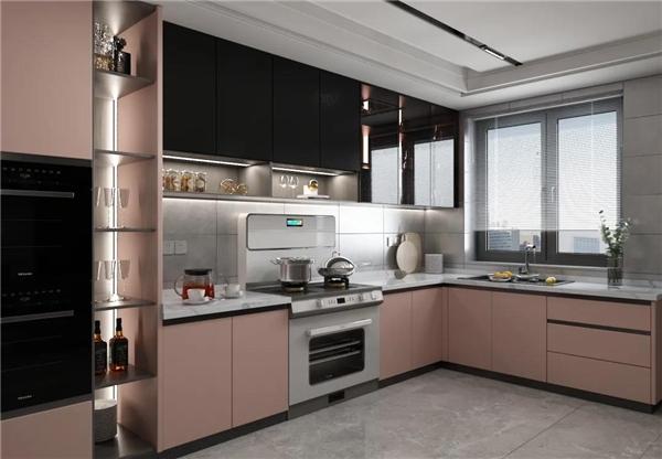 奥田集成灶:掌握这四种厨房餐厅布局 打造实用高颜值的完美餐厅