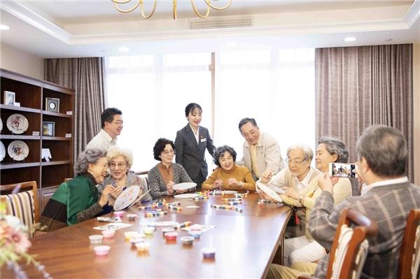 远洋集团亮相西洽会,椿萱茂携品质养老服务助力西部城市群