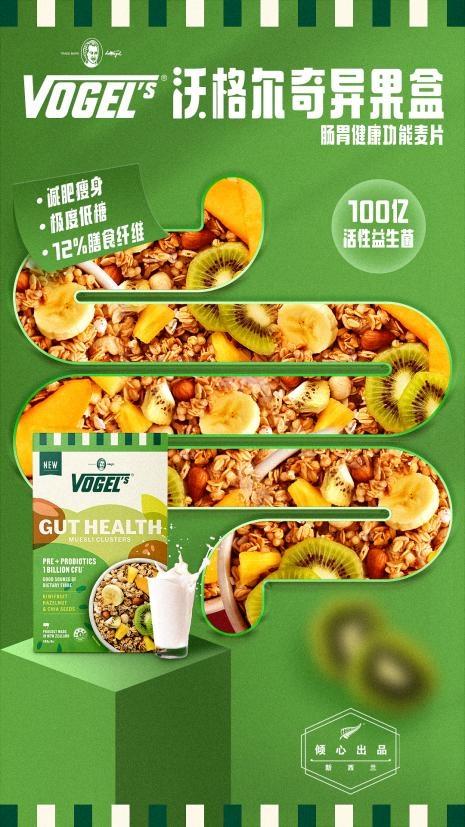 健康、美味、营养一个都不能少,Vogel's沃格尔成现代饮食新选择