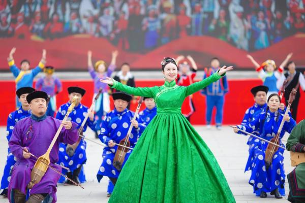 庆祝建党百年歌曲《满族儿女心向党》正式发布