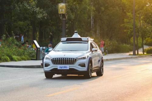 首家在京提供夜间自动驾驶出行服务,百度Apollo化身夜间老司机
