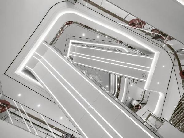 海伦堡商业广州海乐荟:以现代设计思维打造商业新体验