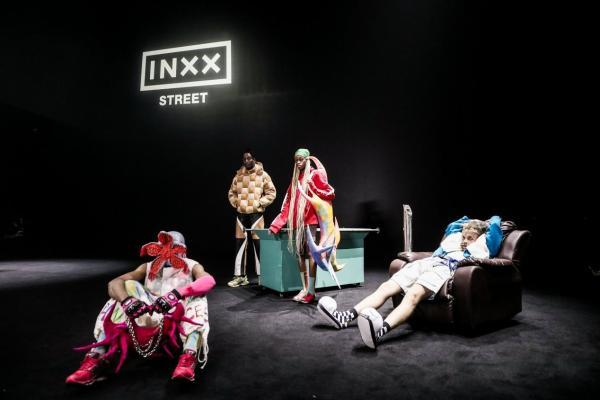 INXXSTREET 首次发布 2021AW「MY WORLD」 系列