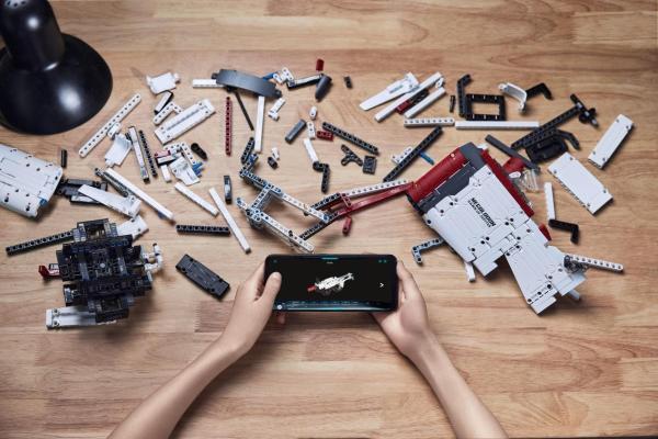 小米有品众筹新一代黑科技玩具:ONEBOT积木AR枪
