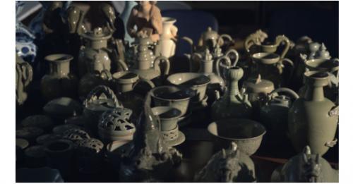 秘色瓷我之所爱-- 访宁波收藏家吴全龙