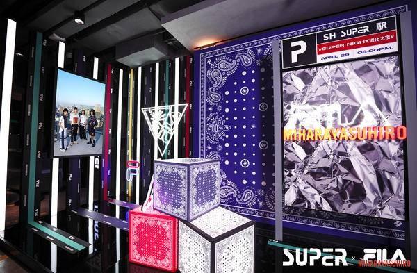 《SUPER世界青年》两周年派对:SUPER NIGHT进化之夜
