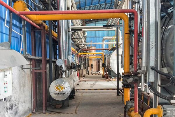 中正锅炉与亚洲PVC地砖企业达成合作 为绿色运营提供可靠保障