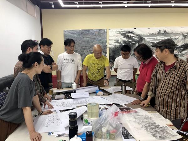 """聚焦脱贫攻坚 """"时代号角""""2021云南省大型主题美术创作展开展"""