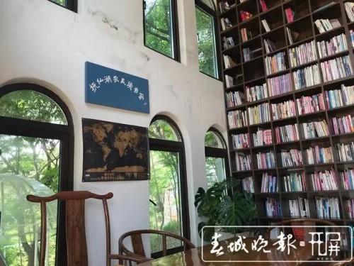 """澄江""""打卡""""时的必到之地——方寸间·卢梭民宿"""