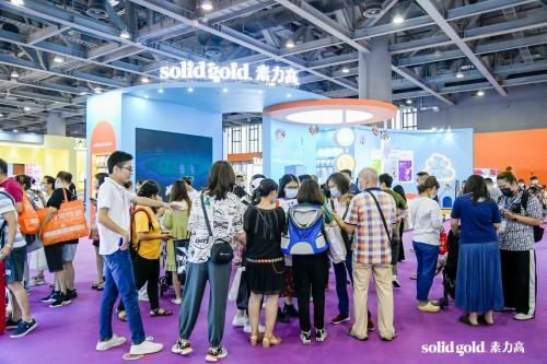 Solid Gold素力高首登CPF国际宠博会,聚焦肠道健康激发宠物行业新动能