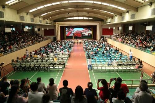 人气爆棚!广大附中英豪学校开放日吸引近千名家长学生参与