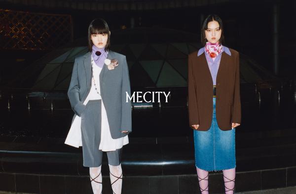 摩登新我-MECITY以新奢时尚开启品牌全面升级