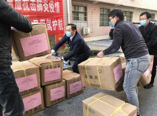 """周坊集团-荣莱科技缘何被国务院誉为""""抗疫军工厂""""?"""
